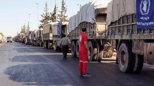 Peligran los programas de ayuda para los refugiados sirios