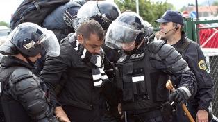 Los solicitanes de asilo serán detenidos hasta resolver sus casos