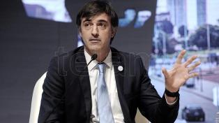 """Bullrich: """"La Argentina construye un nuevo sistema educativo"""""""