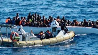 Al menos 180 muertos en el naufragio frente a las costas de Libia