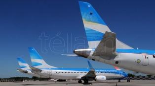 El tráfico de pasajeros por los aeropuertos nacionales creció 18,9% en abril