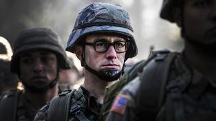 "Llega ""Snowden"", film de Oliver Stone sobre el espía que reveló la vigilancia planetaria de EEUU"