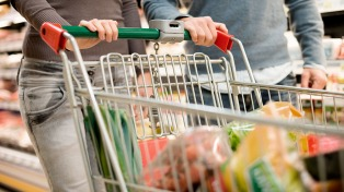 La facturación en los supermercados subió 22,5% en noviembre