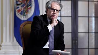 Condena de la OEA por violar derechos de opositores detenidos