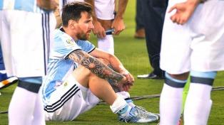 La AFA inició la defensa a Messi, pero duda que no sea sancionado
