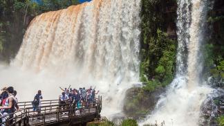 Las Cataratas festejarán su quinto aniversario como Maravilla del Mundo con música y acciones de promoción