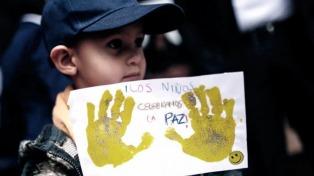 El Gobierno y las FARC definen un programa de atención a menores