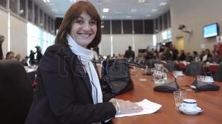 """Ciciliani consideró la situación """"muy complicada"""" por la inundaciones y pidió obras"""