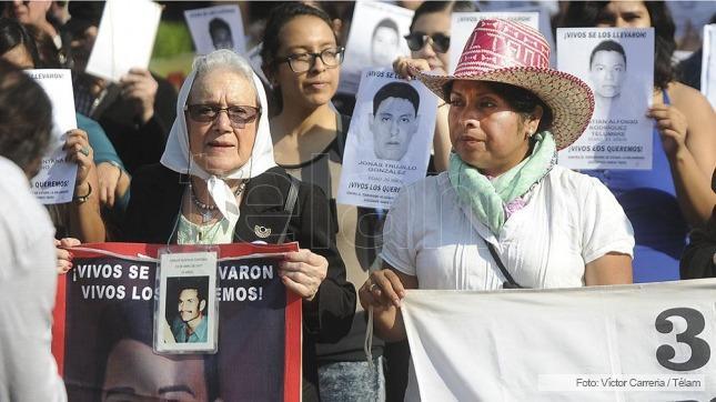 Actos vandálicos de normalistas no solucionará búsqueda de los 43