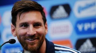 Messi donó $4,3 millones para reconstruir un polideportivo
