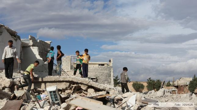 Rusia propone una tregua 'humanitaria' de 48 horas en Alepo