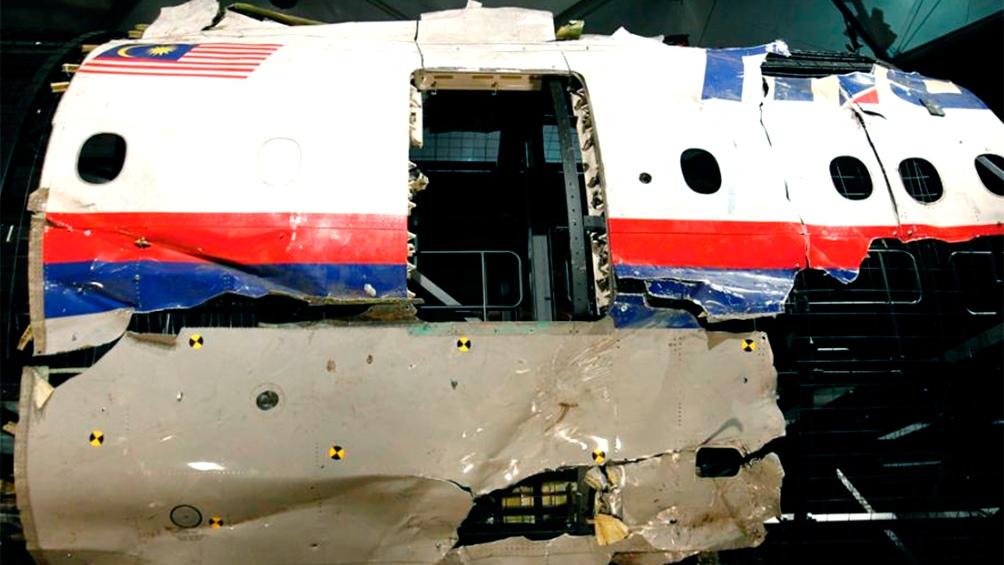 UCRANIA: Rusia negó estar implicado en el derribo del avión que causó 298 muertes