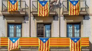 Sánchez apoyó a Rajoy ante el desafío secesionista de Cataluña