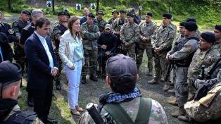 """Afirman que con la nueva unidad se """"jerarquizan las fuerzas especiales"""""""