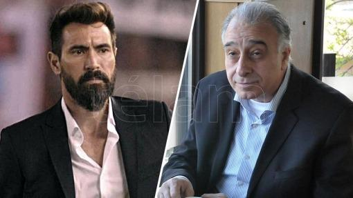Eduardo Domínguez dejará de ser el técnico de Huracán
