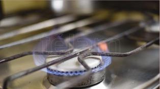 La tarifa de gas aumentará hasta un 40% desde abril para consumo residencial