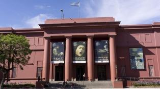 Muestras y visitas guiadas este fin de semana en el Museo de Bellas Artes