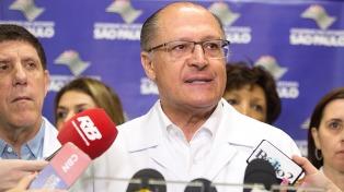 El gobernador de San Pablo anunció que quiere ser candidato a presidente en 2018