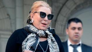 Carrió denunció a tres funcionarios de Energía