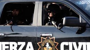 Hallan sin vida a cuatro policías secuestrados