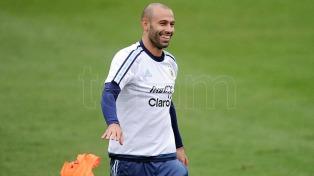 Mascherano aceptó la propuesta de regresar a la Selección