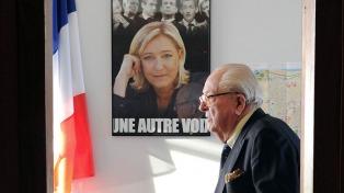 Le Pen sugirió que el incendio de Notre Dame fue intencional