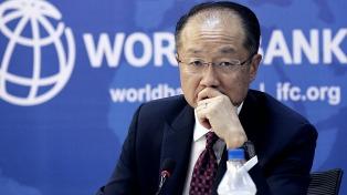 Llega a la Argentina el presidente del Banco Mundial