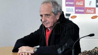 D'Onofrio rechazó la acusación de Argentinos por los juveniles