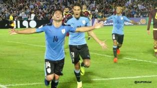 """Uruguay dio su lista de """"23"""", con la baja de un ex jugador de Boca"""