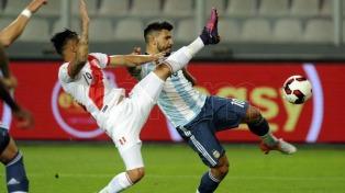 Perú desechó la chance de jugar ante Argentina, por problemas de dinero y logística