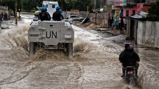Organizaciones sociales rechazan una nueva misión de la ONU