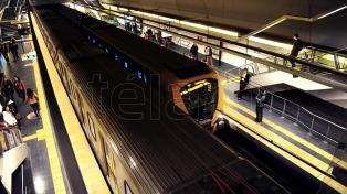 La línea E normaliza su servicio tras un principio de incendio