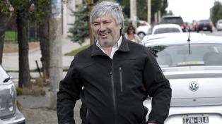 Báez sigue internado en una clínica a raíz de una arritmia severa