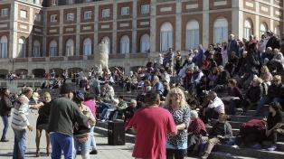 Más de 1,2 millones de personas se movilizaron por el fin de semana largo