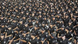 La Corte resolvió que la Policía no tiene derecho a sindicalizarse