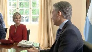 Macri partió hacia Holanda, donde realizará una visita de Estado y firmará acuerdos de intercambio y cooperación