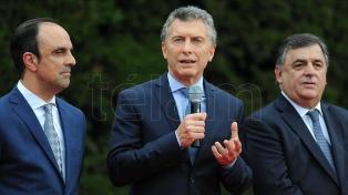El presidente Macri felicitó a los radicales por el 128 aniversario de la creación de la UCR