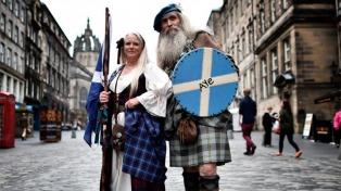 Crece el apoyo a un segundo referéndum independentista escocés