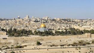 Posponen la anexión de colonias a Jerusalén por presión de EEUU