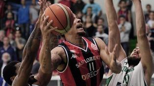 En el basquet, San Lorenzo busca refrendar ventaja ante Peñarol