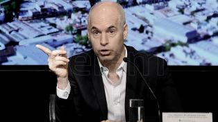 Rodríguez Larreta dijo que Cambiemos tendrá en octubre los votos para expulsar a De Vido