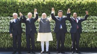 La influencia del Brics en el mundo: cinco países, cinco opiniones