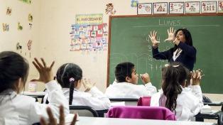 """Aseguran que en Argentina """"ya se entiende el vínculo entre educación y futuro"""""""