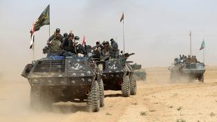 Milicias chiítas dicen que mataron a un alto jefe del Estado Islámico