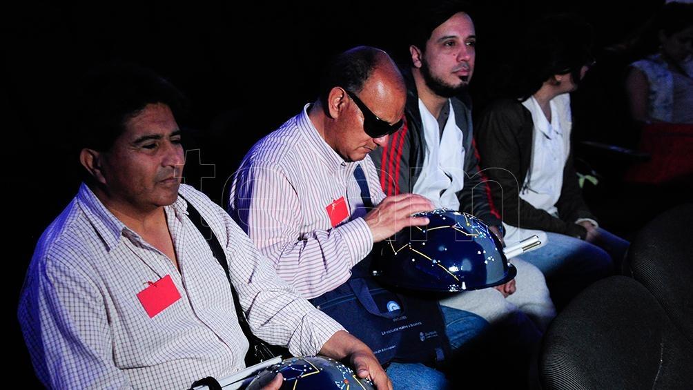 MENDOZA: La UNCuyo capacitará en tecnología que usan personas con discapacidad visual