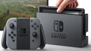 Salió a la venta Nintendo Switch, la nueva consola del gigante japonés