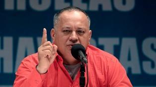 Cabello saludó al nuevo diplomático de Estados Unidos
