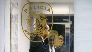Agentes  penitenciarios ingresaron al Congreso contra la reforma jubilatoria