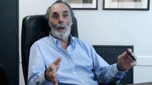 Tonelli no descarta avanzar en el debate del proyecto para expulsar a De Vido