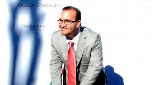 Interpol divulgó la ficha de búsqueda de ex gobernador prófugo